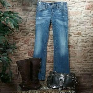 💟👉HOST PICK👈💟 Rerock Jeans Distressed Boot Cut
